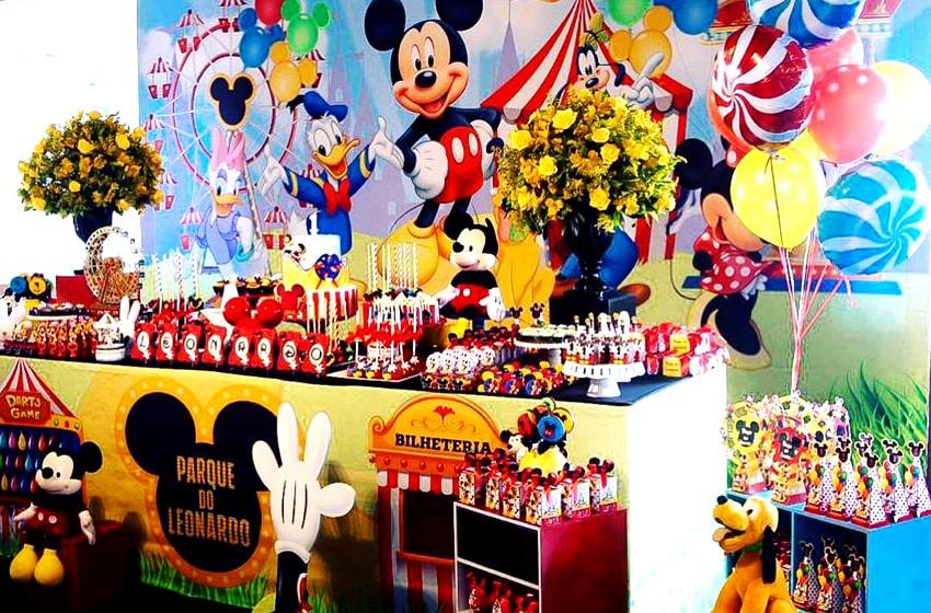 Parque do Mickey